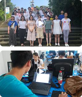 成都朗沃教育,成都IT培训机构15年,部分就业学员